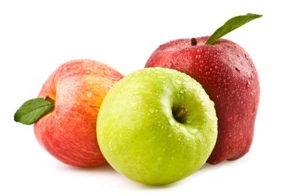Köstlicher Apfelkuchen