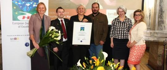 Auszeichnung Eden Award