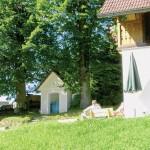 Kapelle beim Ferienhaus Pircher