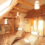 Saunabereich vom Kürbishof