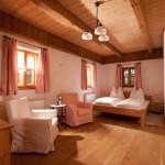 Zehenthof Schlafzimmer