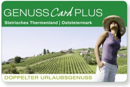 GenussCard PLUS
