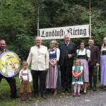 Landlust Kirtag 2013 am Gaisrieglhof