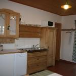 Küche Sonnenhaus Grandl