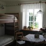 Wohnzimmer im Schachnerhaus
