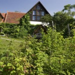Das Presshaus am Alten Gehöft am Lormanberg ini Kirchberg an der Raab