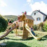 Spielplatz im Landgut Riegerbauer © Veronika Lafer