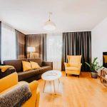 Moderne Zimmer im Landgut Riegerbauer © Rene Strasser